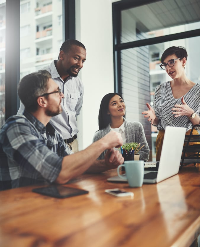 Бид утга учиртай, урт удаан бизнесийн харилцааг эрхэмлэдэг
